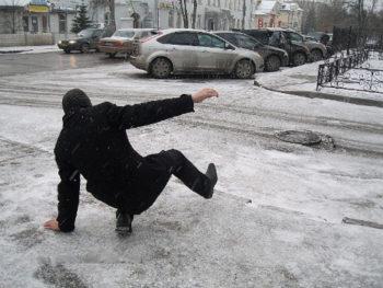 Что следует знать, чтобы не получить травму зимой