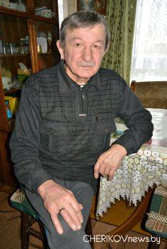 Уладзімір Анадзенка — герой праекту «Гісторыя ў фотаздымках»