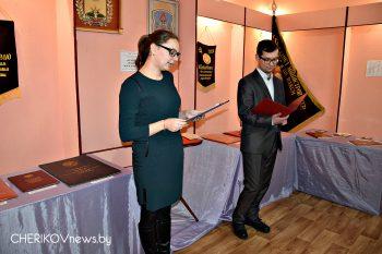 В Чериковском историко-краеведческом музее состоялся тематический экскурс, посвященный Дню образования Могилевской области