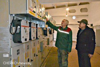 В агрогородке Майский Чериковского района после реконструкции открылась электрокотельная