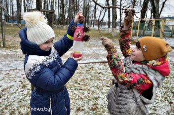 Центр туризма принял участие в экологической акции «Трудно птицам зимовать – надо птицам помогать»