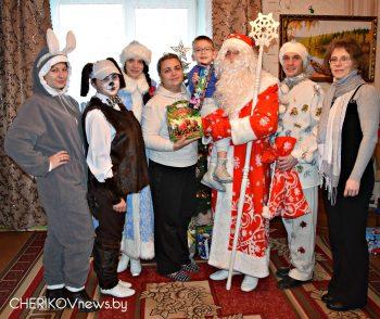 Районная организация Белорусского профсоюза работников культуры, информации, спорта и туризма приняла участие в самой доброй акции — «Наши дети»