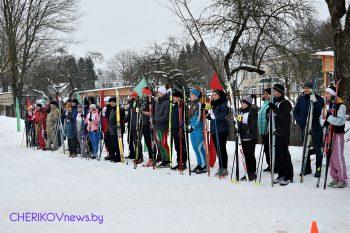 Малые зимние олимпийские игры прошли в Черикове