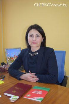 Актуальное интервью с председателем Чериковской районной избирательной комиссии Татьяной Медведевой
