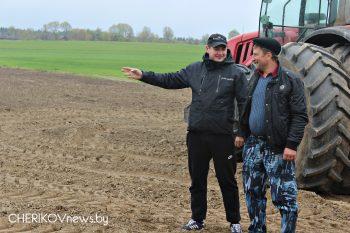 Успех хозяйства Чериковского района КСУП «Прогресс» – в геометрической прогрессии