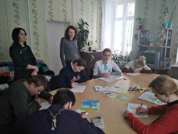 На минувшей неделе в Чериковском РЦСОН в рамках акции «Вместе против наркотиков» состоялась тематическая встреча