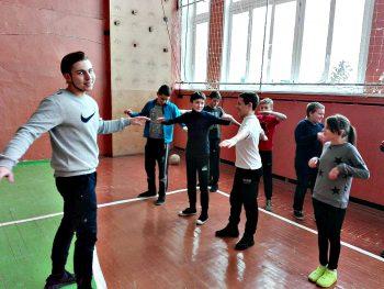 День самоуправления прошел в средней школе № 2 города Черикова