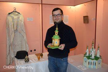 В Чериковском историко-краеведческом музее действует выставка «С верою храним традиции»