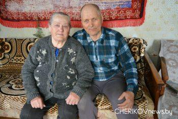 Трудовой стаж династии  Хорзуновых из деревни Вербеж Чериковского района — более 85 лет