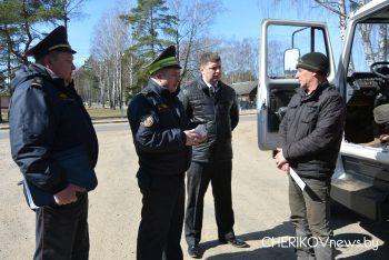 Мониторинг сельхозпредприятий в Чериковском районе выявил  недостатки