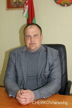 20 октября первый заместитель председателя Чериковского райисполкома Андрей Абрамов проведет «прямую телефонную линию»