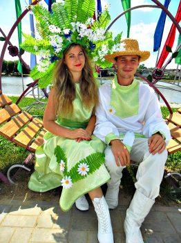 На празднике «Александрия собирает друзей» пройдет конкурс на лучший купальский костюм