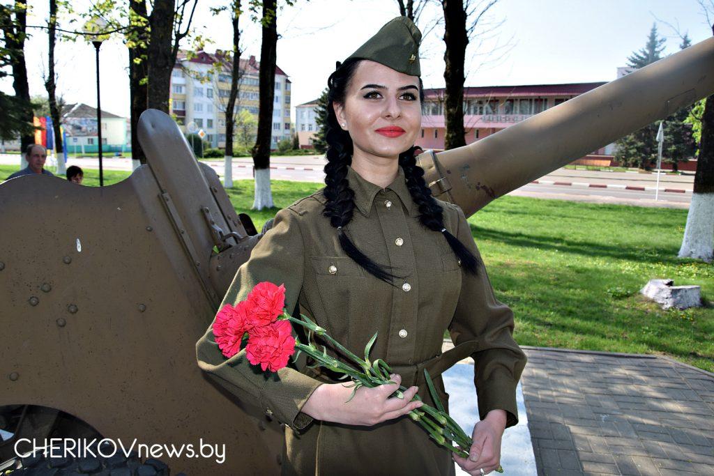 Программа празднования Дня Победы 9 мая в городе Черикове