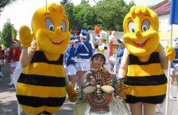 Международный фестиваль «Золотая пчелка» пройдет в Климовичах с 31 мая по 3 июня