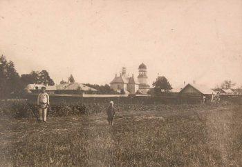 История Охорского монастыря