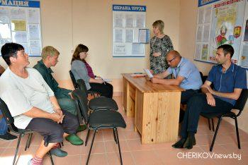 День животновода на Чериковщине: конструктивный разговор на МТК