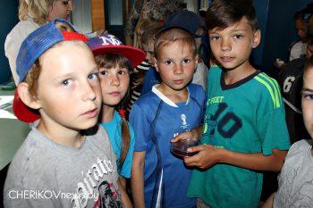 Учащиеся средней школы № 1 города Черикова побывали на экскурсии в центре гигиены и эпидемиологии
