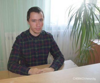 Евгений Советенко — парень в библиотечном деле