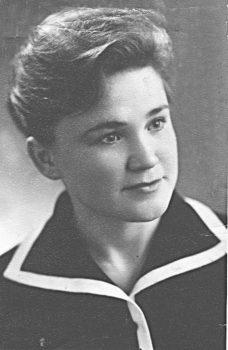 Антонина Глушакова была верна выбранной профессии 40 лет
