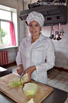 Анастасия Яковенко: «Я горжусь своей профессией. Я — повар»