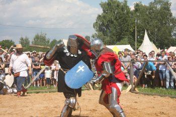 Программа праздника средневековой культуры  «Рыцарский фест.   Мстиславль – 2018»