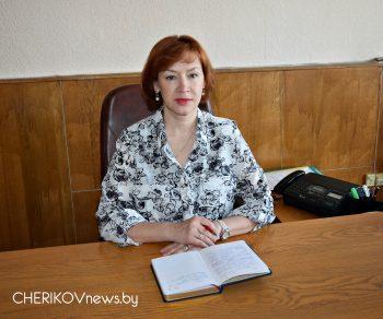Заместитель председателя Чериковского райисполкома Лариса Осмоловская проведет 30 августа  выездной личный прием граждан