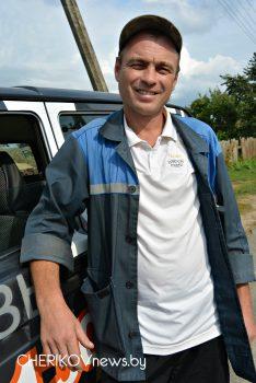 Алег Мельячэнка — герой праекту «Гісторыя ў фотаздымках»