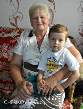 Доброта и любовь –  отличительная черта Надежды Борисенко