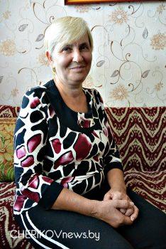 Валянціна Дзям'янава — герой праекту «Гісторыя ў фотаздымках»
