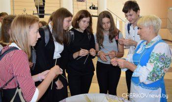 Игра-квест «Чериков: от истоков до современности» прошла в районном Доме культуры