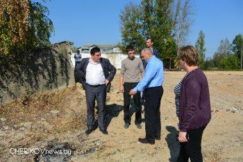 Во время мониторинга  по уборке, благоустройству и озеленению территорий на Чериковщине были выявлены недостатки