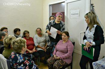 День животновода в Чериковском районе: исправлять ошибки нужно