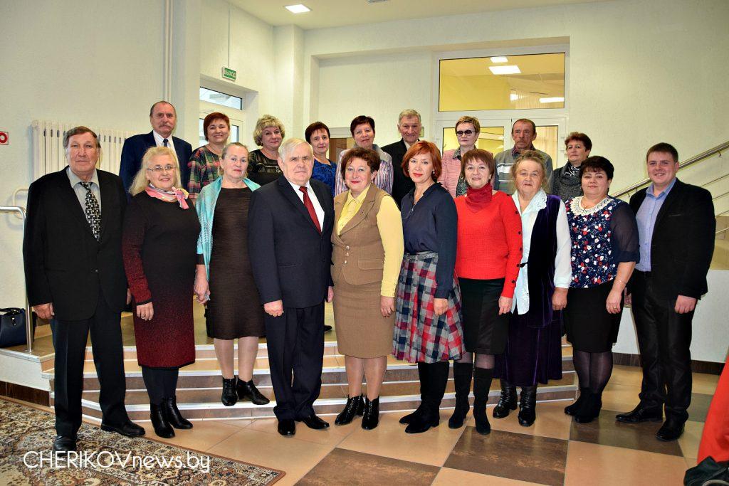 Любовь, комсомол и весна. В Черикове отпраздновали 100-летие ВЛКСМ