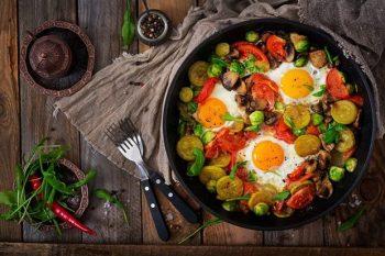 Специалисты Чериковского райЦГЭ рекомендуют лучшие продукты для ужина