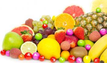 Специалисты Чериковского райЦГЭ напоминают о том, что для укрепления иммунитета обязательно нужно употреблять фрукты и овощи