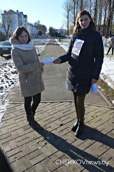 Чериков подключился к республиканской  акции «Я против курения»