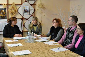 В Езерском сельском Совете депутатов прошел семинар-совещание с депутатами по вопросам работы с населением