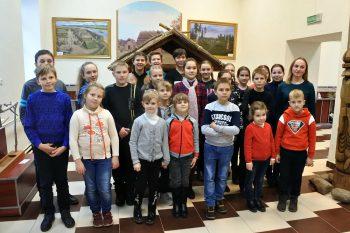 В музее МЧС побывали обучающиеся Чериковского центра туризма