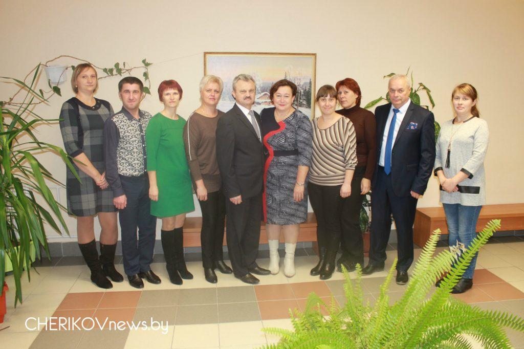 Чериковскому районному суду исполнилось 100 лет