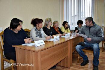 Ярмарка вакансий в Черикове: пришел, увидел, трудоустроился
