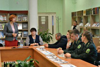 На Чериковщине прошла встреча руководства района с молодыми специалистами