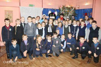 Захватывающе и необычно: новогодний квест организовали в Чериковском историко-краеведческом музее