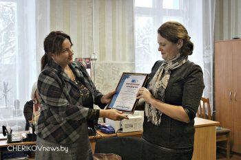 Отчетно-выборная конференция районной организации Белорусского союза женщин состоялась в Черикове