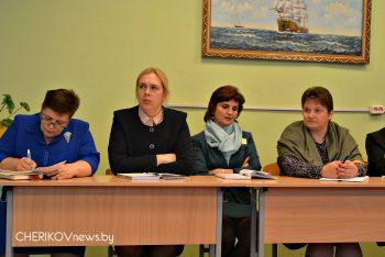 Областной семинар по вопросу питания детей прошел на Чериковщине