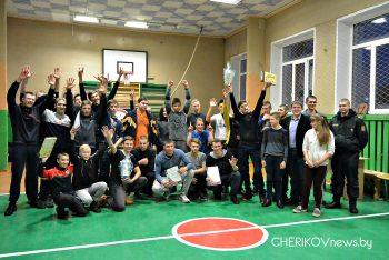 В минувший четверг в спортивном зале ГПЛ № 11 г. Черикова состоялось спортивное состязание