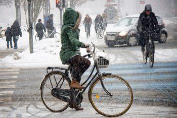 Чериковское ОГАИ напоминает: зима — время быть осторожными