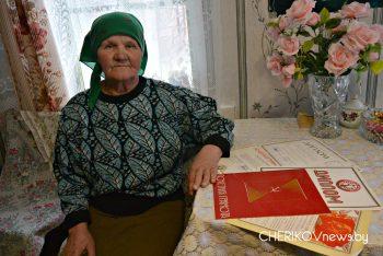 Доярка Лидия Нестерова проработала в эксбазе Черикова 31 год
