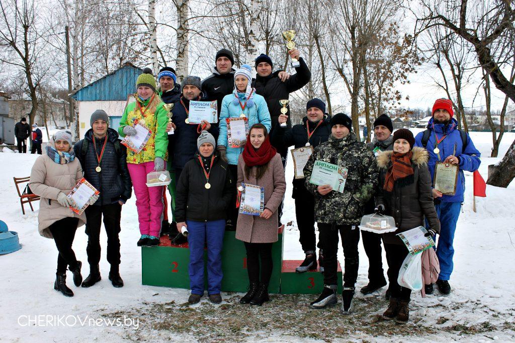 «Чериковская лыжня — 2019» определила сильнейших
