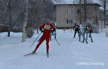 В Черикове прошли зимние состязания «Снежный снайпер»