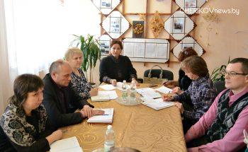 Постоянно действующая комиссия по координации работы по содействию занятости населения в Чериковском районе продолжает свою работу